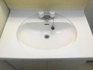 【3ldk空室】まるごとハウスクリーニング埼玉県浦和の賃貸 洗面