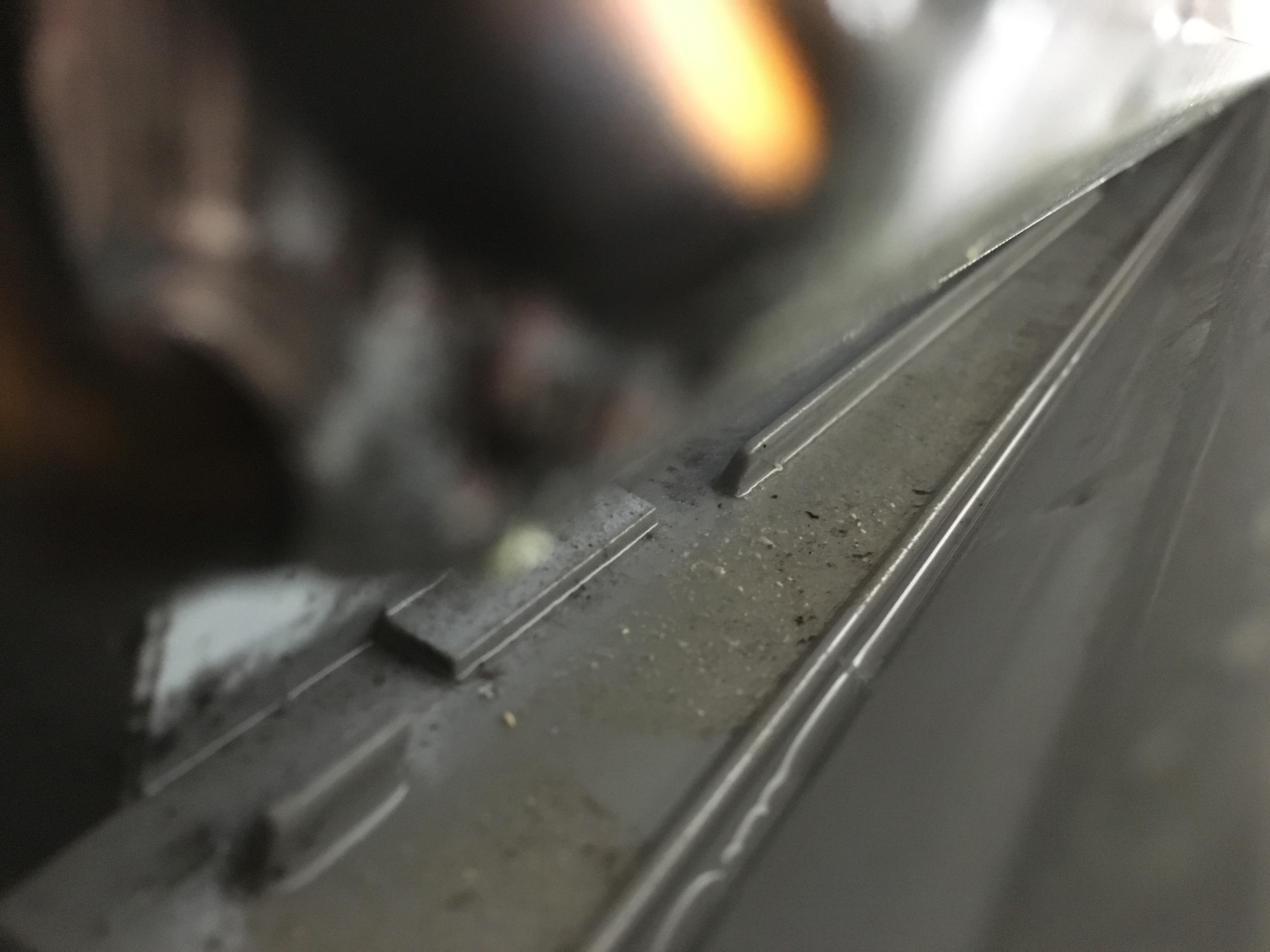 ハウスクリーニング立川エアコンクリーニングダイキンAN22NESK- W高圧洗浄